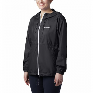 Columbia Women ' S Flash Forward Windbreaker - Black