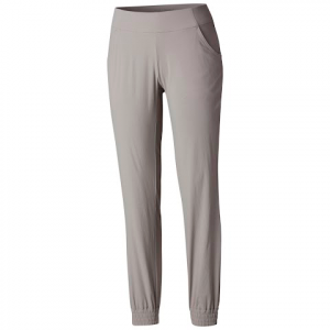 Columbia Women ' S Anytime Casual Jogger Pant ( Extended Sizes ) - Light Grey