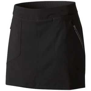 Columbia Women ' S Bryce Canyon Skort ( Extended Sizes ) - Black