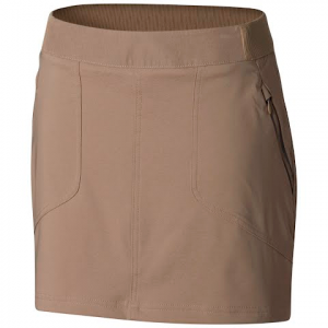 Columbia Women ' S Bryce Canyon Skort ( Extended Sizes ) - Truffle