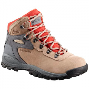 Columbia Women ' S Newton Ridge Plus Waterpoof Amped Hiking Boot - Elk