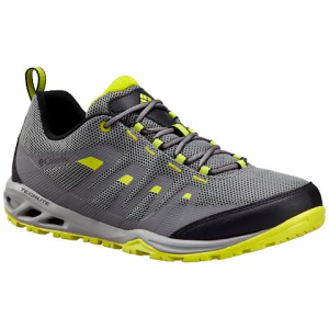 Columbia Men ' S Vapor Vent - Light Grey