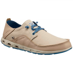 Columbia Men ' S Bahama Vent Relaxed Pfg Shoes - Ancient Fossil / Steel