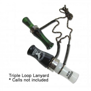 Buck Gardner Triple Loop Call Lanyard