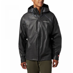 Columbia Men ' S Outdry Ex Reign Jacket - Black