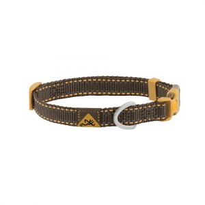 Browning Classic Dog Collar ( Small ) - Brown