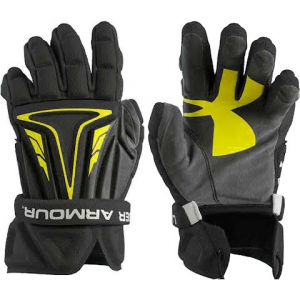 Under Armour Ua Nexgen Lacrosse Gloves - Black