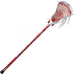 Under Armour Ua Nexgen Complete Lacrosse Stick - White / Red