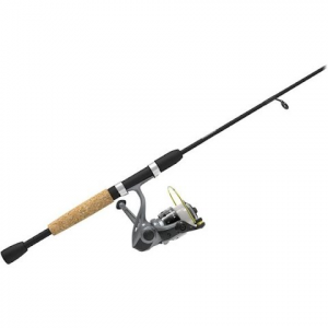 Zebco Spyn 6ft , 2 - Piece Spinning Combo
