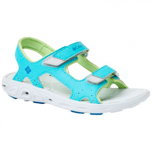 Columbia Youth Techsun Vent Shoes - Geyser / Vivid Blue