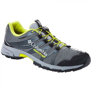 Columbia Men ' S Mountain Masochist Iv Trail Shoe - Monutment / Zour