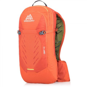 Gregory Drift 10 3d Mountain Biking Hydration Pack - Citron Orange