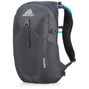 Gregory Inertia 15 3d Hydration Pack - Shadow Black