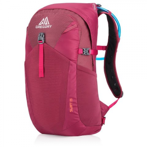 Gregory Women ' S Swift 15 3d Hydration Pack - Orchid Red