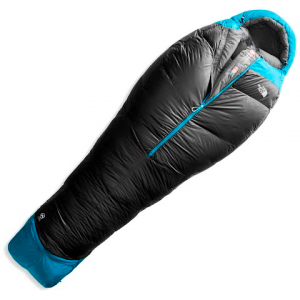 The North Face Inferno 15f /- 9c Sleeping Bag - Asphalt Grey / Meridian Blue