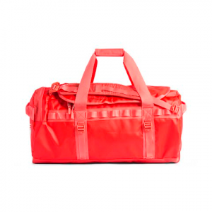 The North Face Base Camp Duffel Medium - Juicy Red / Spiced Coral
