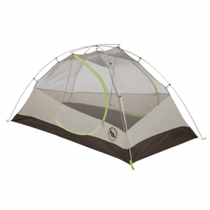 Big Agnes Blacktail 2 Package : Tent And Footprint - Grey / Green