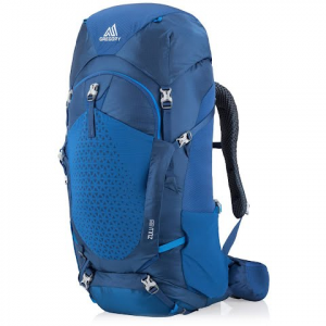 Gregory Zulu 65 Internal Frame Pack - Empire Blue