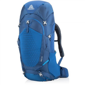 Gregory Zulu 55 Internal Frame Pack - Empire Blue
