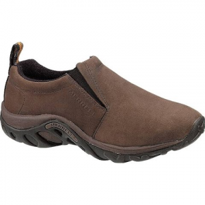 Merrell Mens Jungle Moc Nubuck - Leather