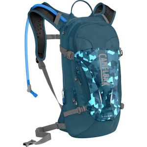 Camelbak Women ' S L . U . X . E . Hydration Pack - Dragon Teal / Camelflage