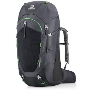 Gregory Youth Wander 70 Internal Frame Pack - Shadow Black
