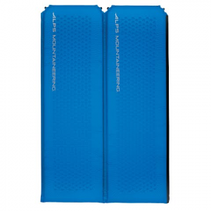 Alps Mountaineering Flexcore Double Air Pad - Blue