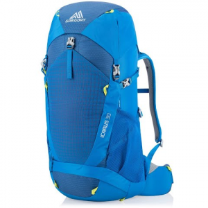 Gregory Youth Icarus 30 Internal Frame Pack - Hyper Blue