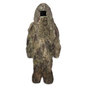 World Famous Camo Ghilie Hunting Suit - Woodland Camo