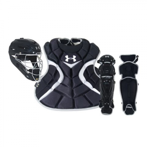Under Armour Youth Pth Victory Series Catcher ' S Kit - Black