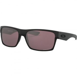 Oakley Twoface Covert Sunglasses ( Matte Black / Prizm Daily Polarized )