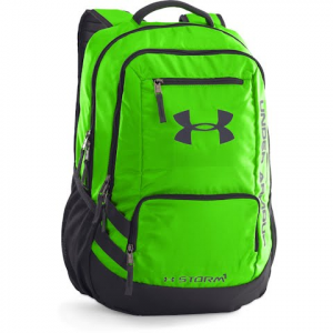 Under Armour Hustle Ii Daypack - Hyper Green