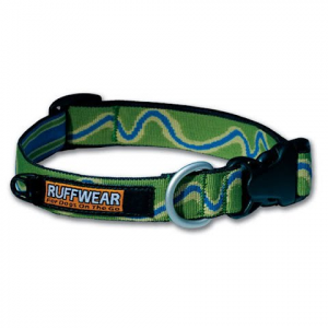 Ruff Wear Hoopie Dog Collar ( Discontinued ) - River