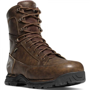 Danner Men ' S Pronghorn 8 Inch Brown All – Leather 400g Boot – Brown