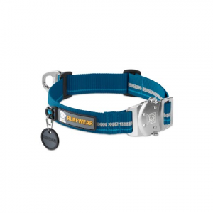 Ruff Wear Top Rope Collar ( Discontinued ) - Metolius Blue