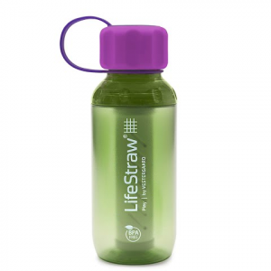 Lifestraw Youth Play Water Bottle With Filtration - Lime