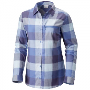 Columbia Women ' S Anytime Casual Stretch Shirt - Eve