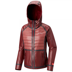 Columbia Women ' S Outdry Rogue Reversible Jacket - Rich Wine