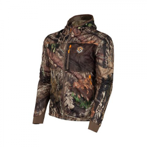 Scent Lok Men ' S Savanna Reign Jacket – Mossy Oak Breakup Country