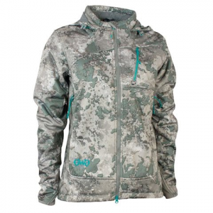 Girls With Guns Women ' S Artemis 3 Layer Softshell Jacket ( Extended Sizes ) – Shade
