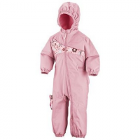 Image of Columbia Girls Infant Powder Princess Suit - Conch