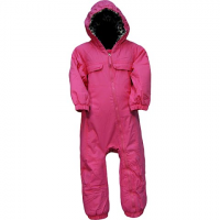 Columbia Youth Infant Rope Tow Rider Suit - Pink Taffy