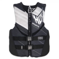 Ho Sports Mens Neoprene Pfd Vest - Grey