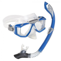 Us Divers Adult Premium Snorkel And Mask Combo