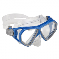 Us Divers Adult Cardiff Lx Mask - Electric Blue