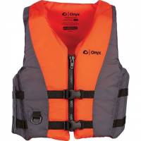 Onyx Pepin Paddle Sports Vest - Orange / Charcoal