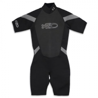 X2o Mens Spring Shorty 3x2mm Wetsuit
