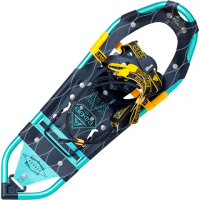 Atlas Snowshoes Women's Elektra Access Snowshoes - Black / Blue