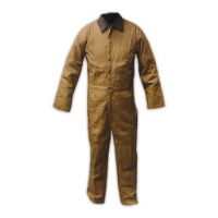 World Famous Canvas Coverall - Brown