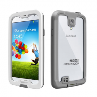 Lifeproof Nuud Samsung Galaxy S4 Case - White